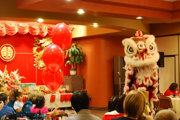 Flying Lion Dance Troupe